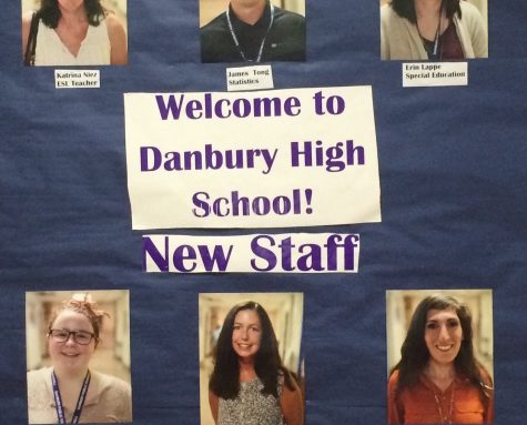 Meet our new teachers