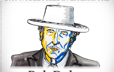 Students, teachers say Dylan is deserving of the Nobel Literature Prize