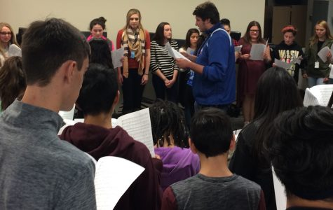 Madrigals sing praises of middle schoolers