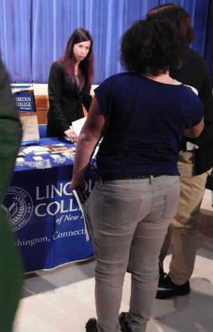 Special Education Department holds College/Career Night