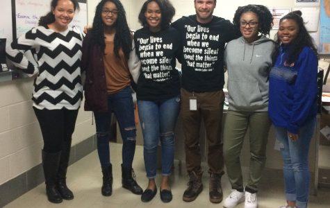 Black Lives Matter Club seeks to educate