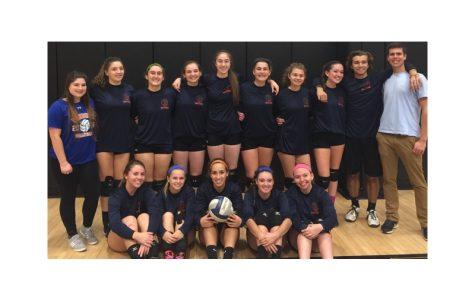 Girls' Volleyball team reflects on winning season
