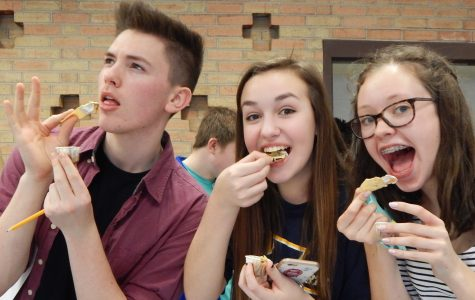 Chili cook-off raises money for Class of 2019