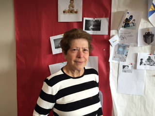 Rosalia Desbiens, Italian language teacher, is one of several faculty and staff retiring this year from DHS.