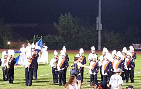 Marching Band wins at Bethel