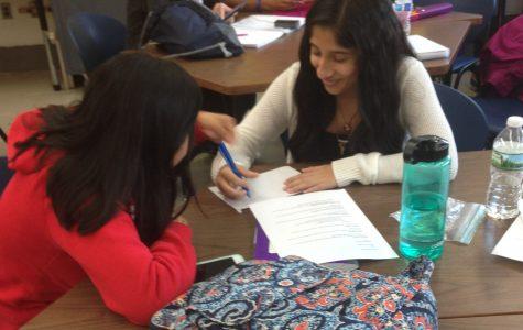 DECO students working toward college credits