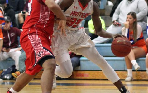 Burton tops cagers with points, rebounds & blocks