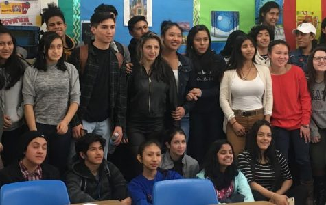 ESL students immerse themselves in AP experience