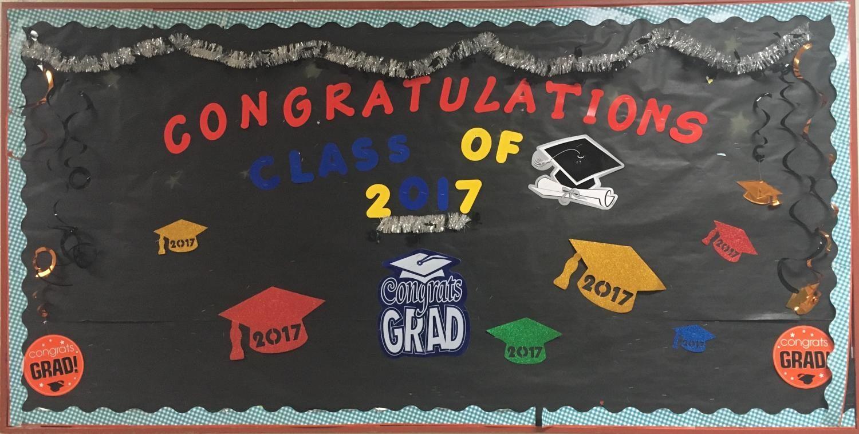 2017 graduation list
