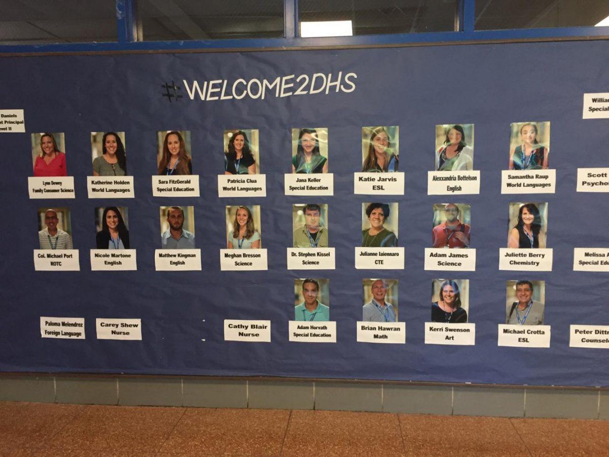 Meet our new teachers for 2017-18