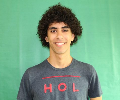 Hisham Rushaidat – Sports Editor