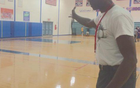 Gym vandalized in early morning break-in