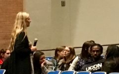 Faculty listens to presentation on social, emotional learning