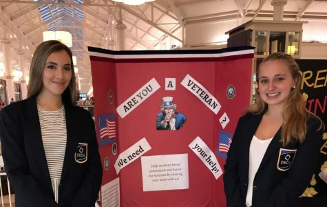 Students say 'thanks' to veterans