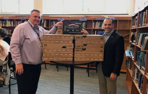 Ingersoll helps students in need