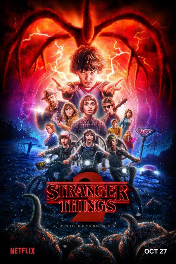 Stranger+Things+season+2+premiered+on+Netflix+on+October+27.