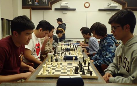 Chess Club breaks stereotype