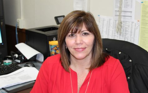 Humans of DHS: Catherine Basso, secretary to principal