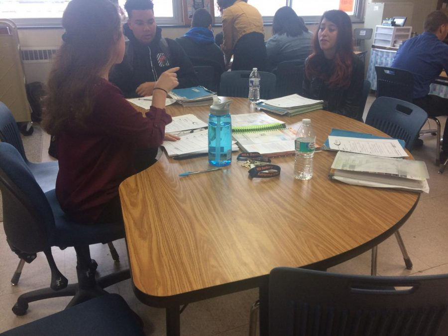 Small Group Instruction Aims To Help Struggling Students The