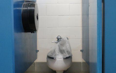 Editorial: Bathroom vandalism must stop