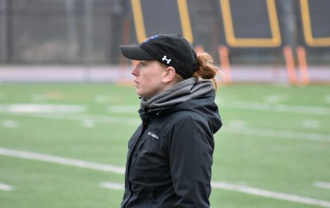 Baran takes position as girls' lacrosse coach
