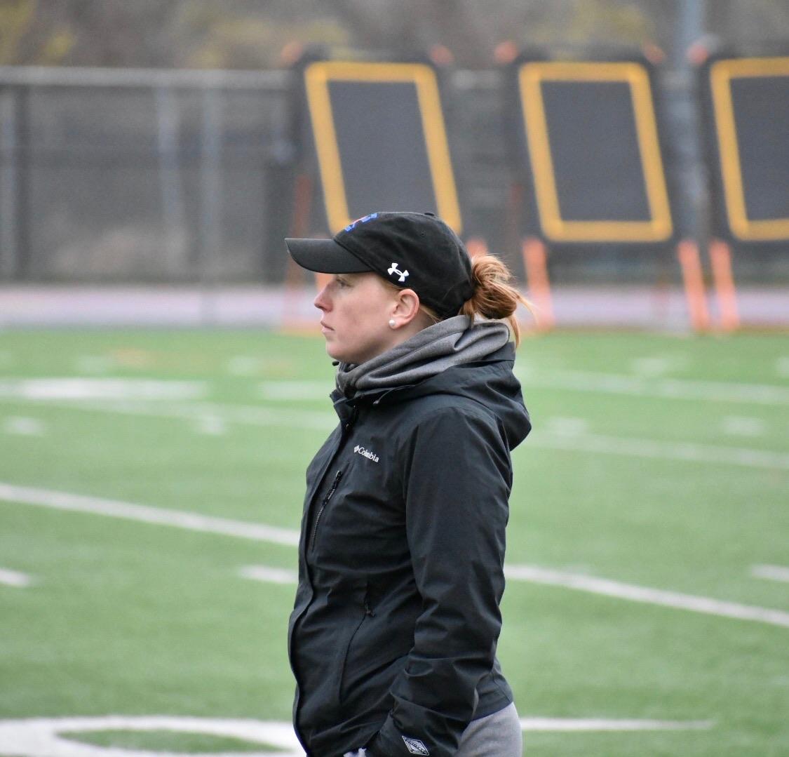 Coach Lauren Baran