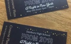 Juniors to enter a New York City night at prom