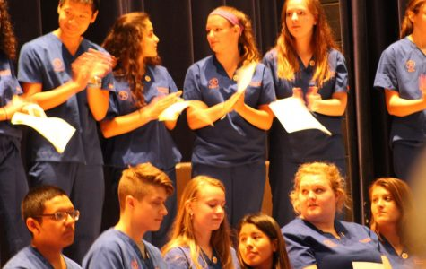 HBSA holds Certified Nursing Assistant pinning ceremony