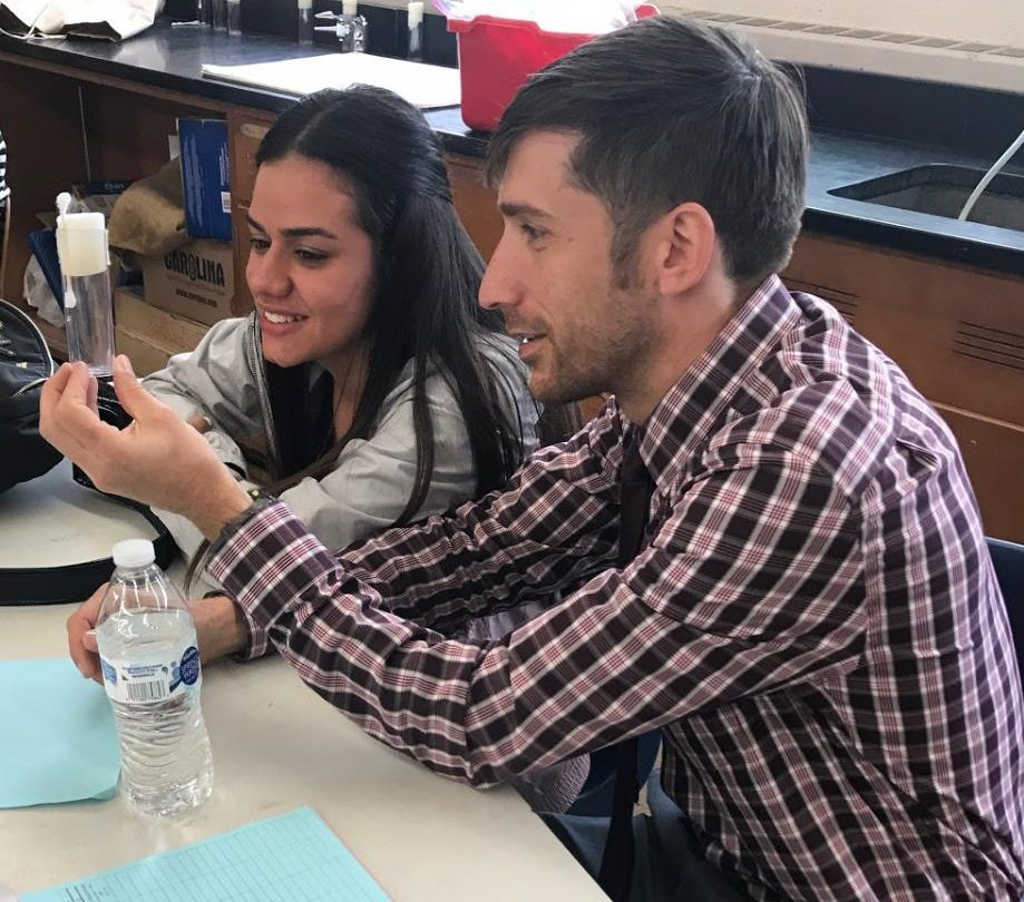 John LaRosa has been promoted from Science Department Head to one of DHS's assistant principal posts. He begins his new job July 1.