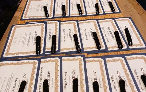 School honors ESL students
