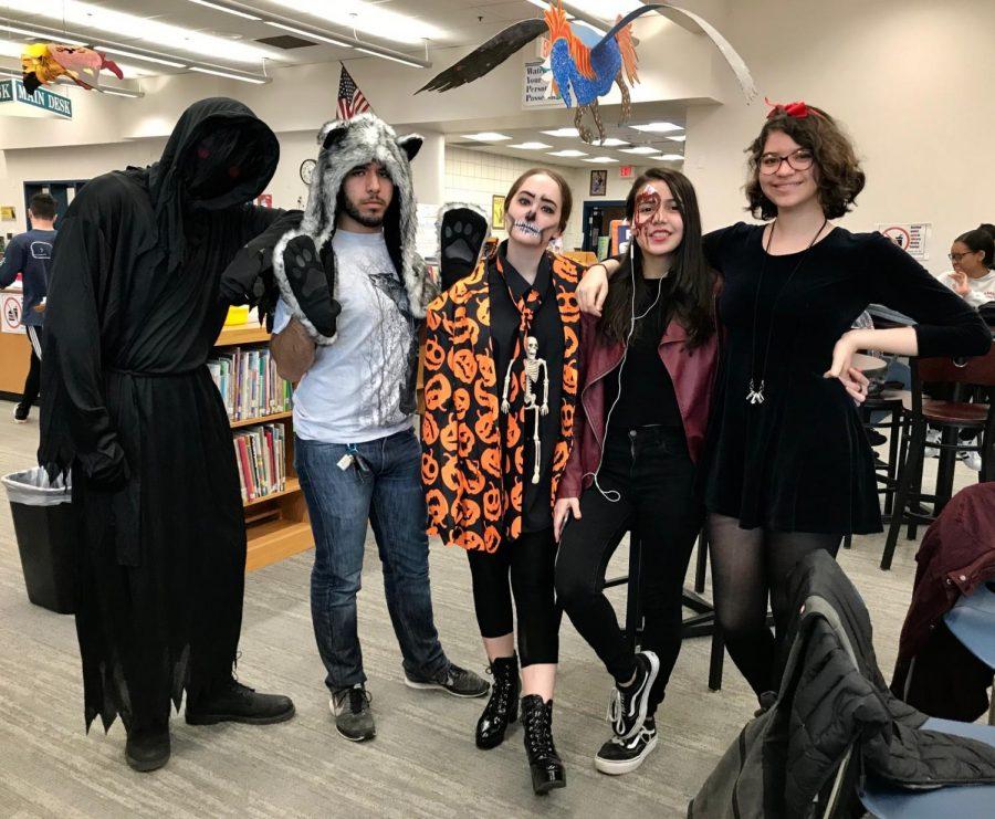 Halloween 2018 at DHS