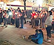 History students organize vigil for Tree of Life victims
