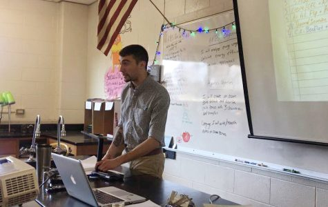 Science teacher pitches forensic science class