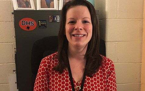 New Counselor looks forward to fresh start at DHS