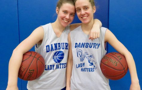 Almeida twins lead Lady Hatters on the hardcourt