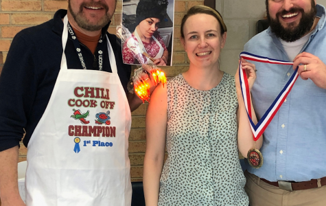 Honeyford wins Chili Cook-off