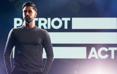 Review: 'Patriot Act' redefines our political conversation, with comedy