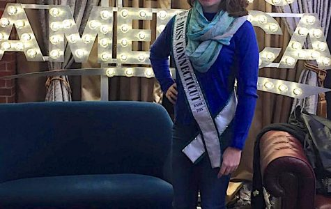 Sophomore places first in pageant despite obstacles