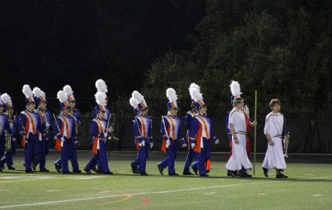 DHS Marching Band off to fast start under new director Elizabeth Dandeneau