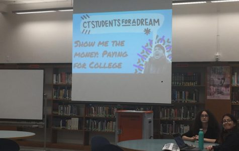 CT Students For a Dream Hosts Undocumented Students' Financial Aid Night at DHS