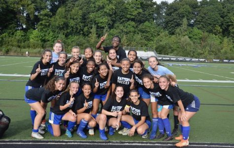 Girls Soccer Team progresses from 2018, hopes to continue into 2020