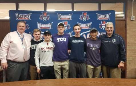 Five Athletes Sign National Letters of Intent