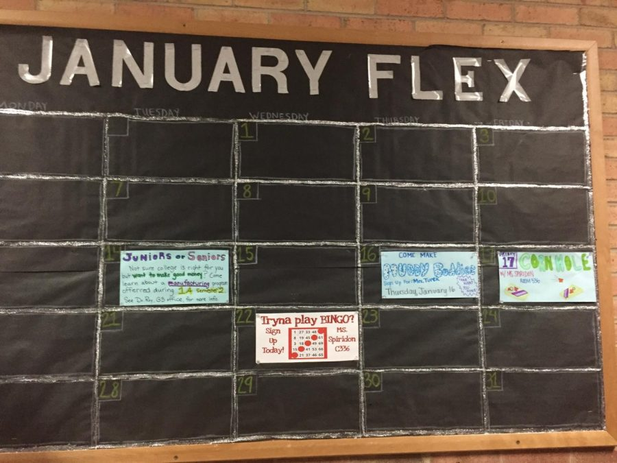 New Peer Leadership project shows FLEX enrichment dates