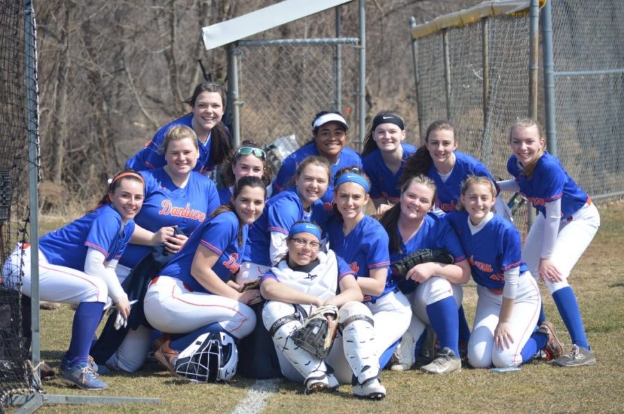 Top row(left to right):  Emily Bogues, Azariah Bowden, Shannon Quinn, Makenna Cooke, Caitlin Van Tronk Second row (left to right): Biff Croxford, Haley Pucci, Emily Stefanelli, Gianna Iaquinto, Kendall McNamara, Hayley Gundeck Bottom row (left to right): Mia Gregory, Bella Morrell, Trinadey Santiago