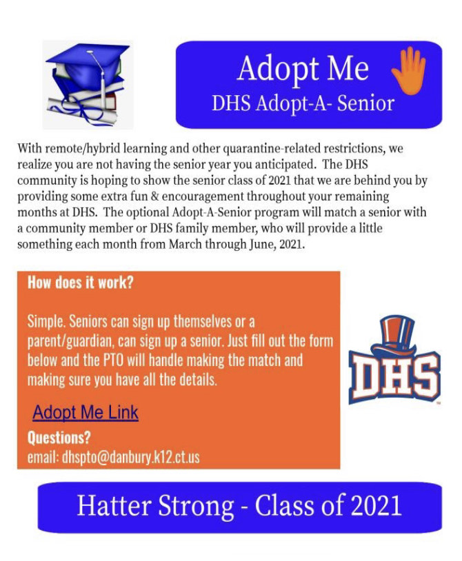 Adopt-A-Senior Event